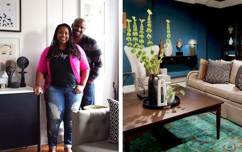 12 Black Interior Designers Reveal