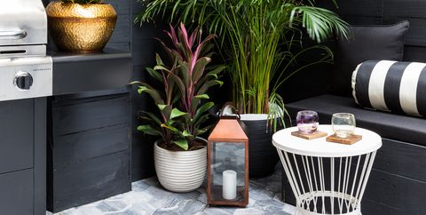 AphroChic Outdoor Space Makeover