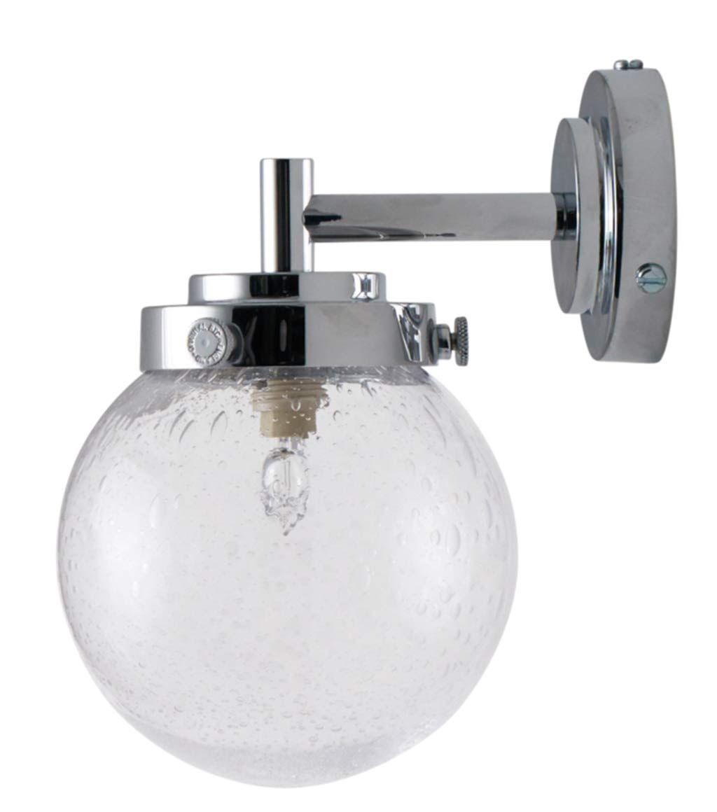 Aplique mini globo de pared
