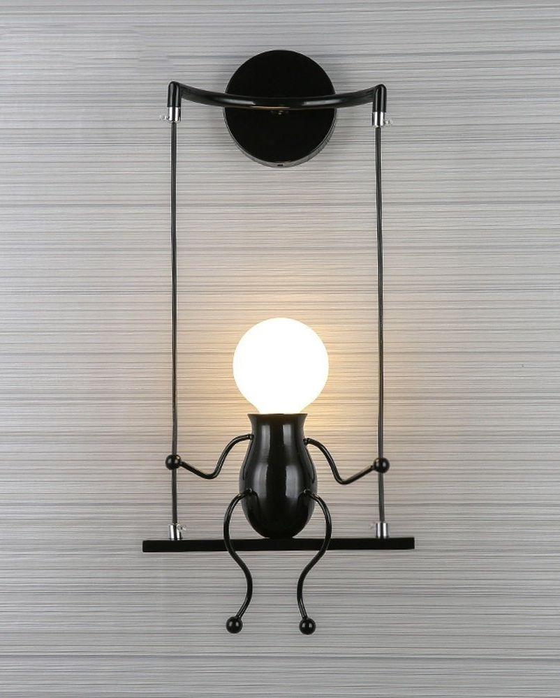 Aplique luz Swing