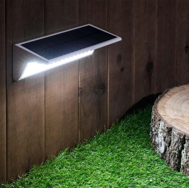 aplique solar led eon con protección