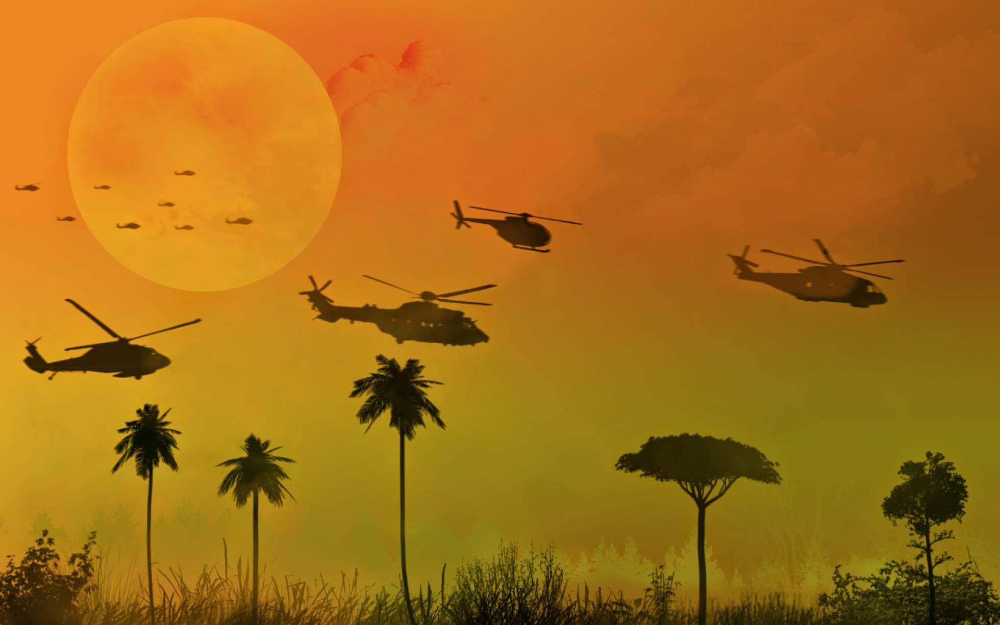 Por esto 'Apocalypsis Now' es la película bélica definitiva