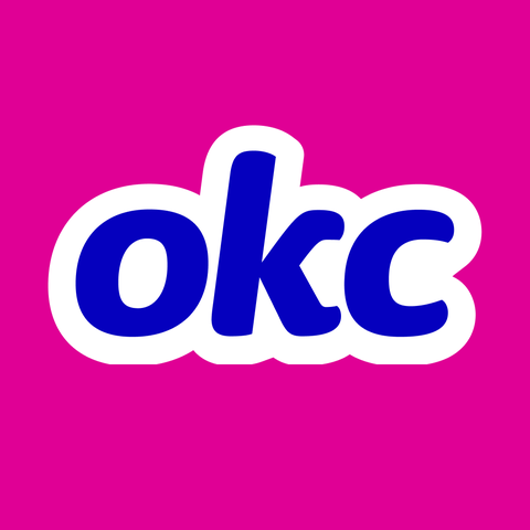 app logo for okcupid