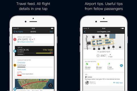 best apps for air travel