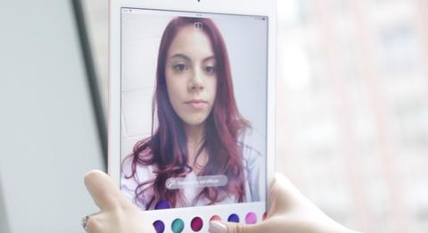 4de800833 Esta app te muestra un cambio de look al instante