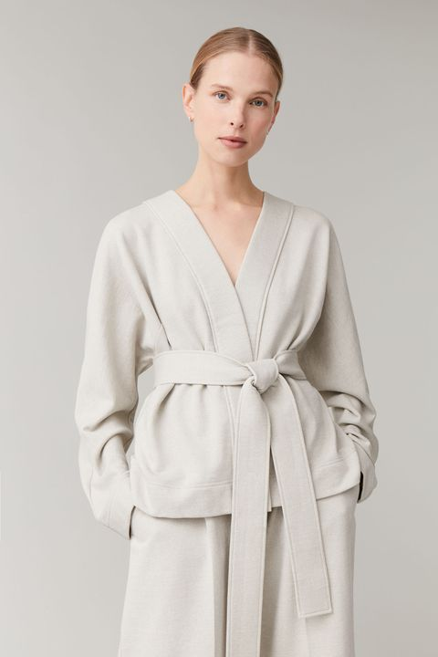 Cos Belted Cardigan