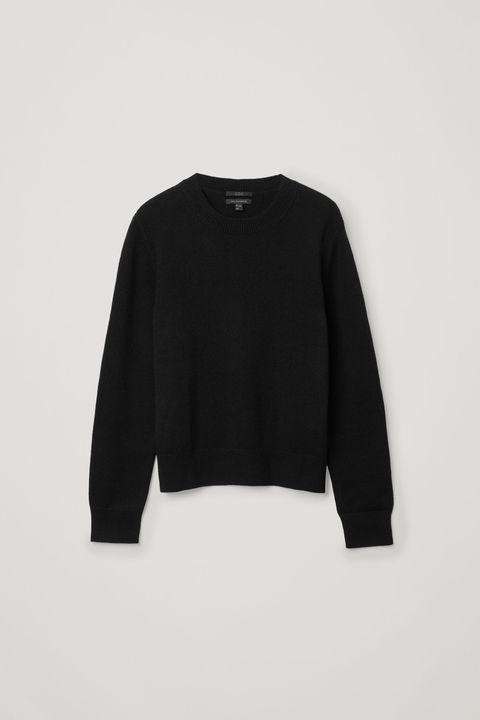 jersey negro cos