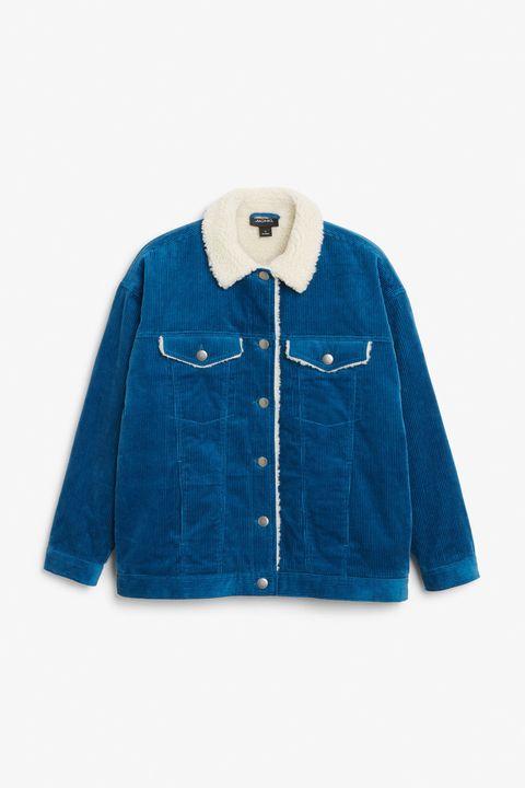 Monki Corduroy utility jacket £ 65