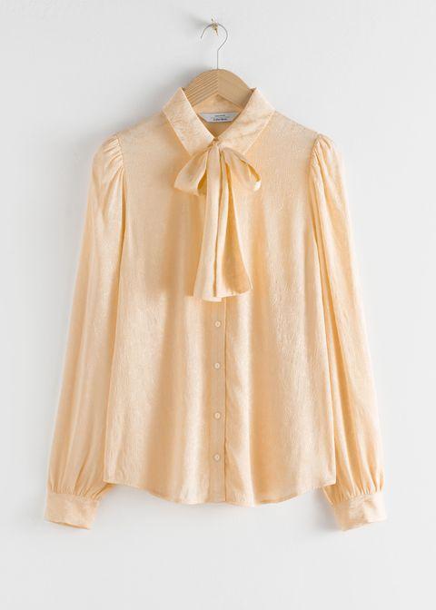 blusa lazo