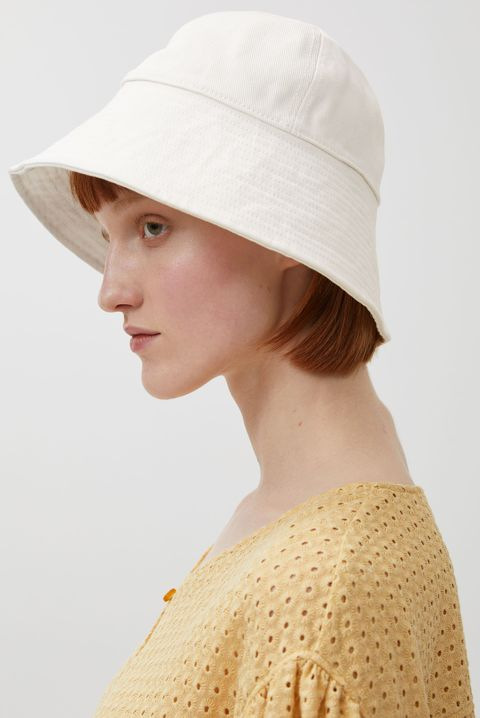 Arket twill bucket hat