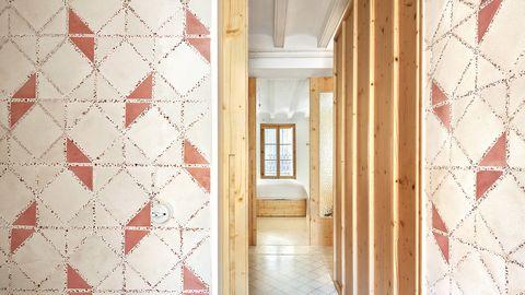 La ristrutturazione di un appartamento a Barcellona con il ...