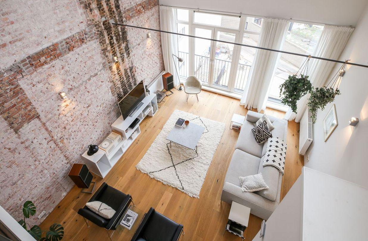 Deze perfect ingerichte Rotterdamse loft is dé ideale mancave