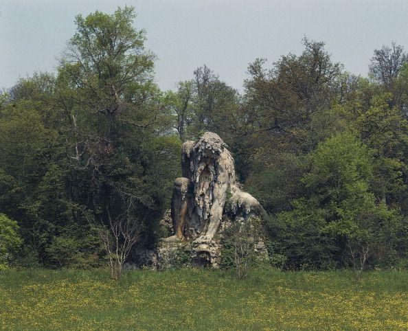 il gigante di villa demidoff a pratolino