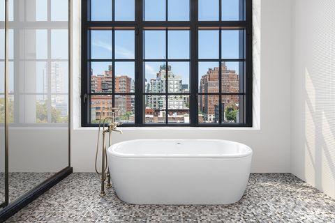 I rivestimenti per pavimenti interni sono di vari materiali e design: Denim di Appiani
