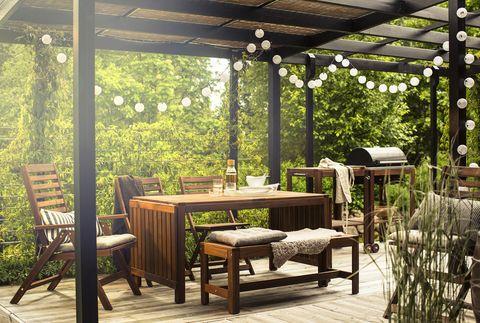 Muebles De Exterior Terrazas Y Balcones