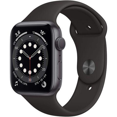 apple watch series 6 spacegrey horloge smartwatch