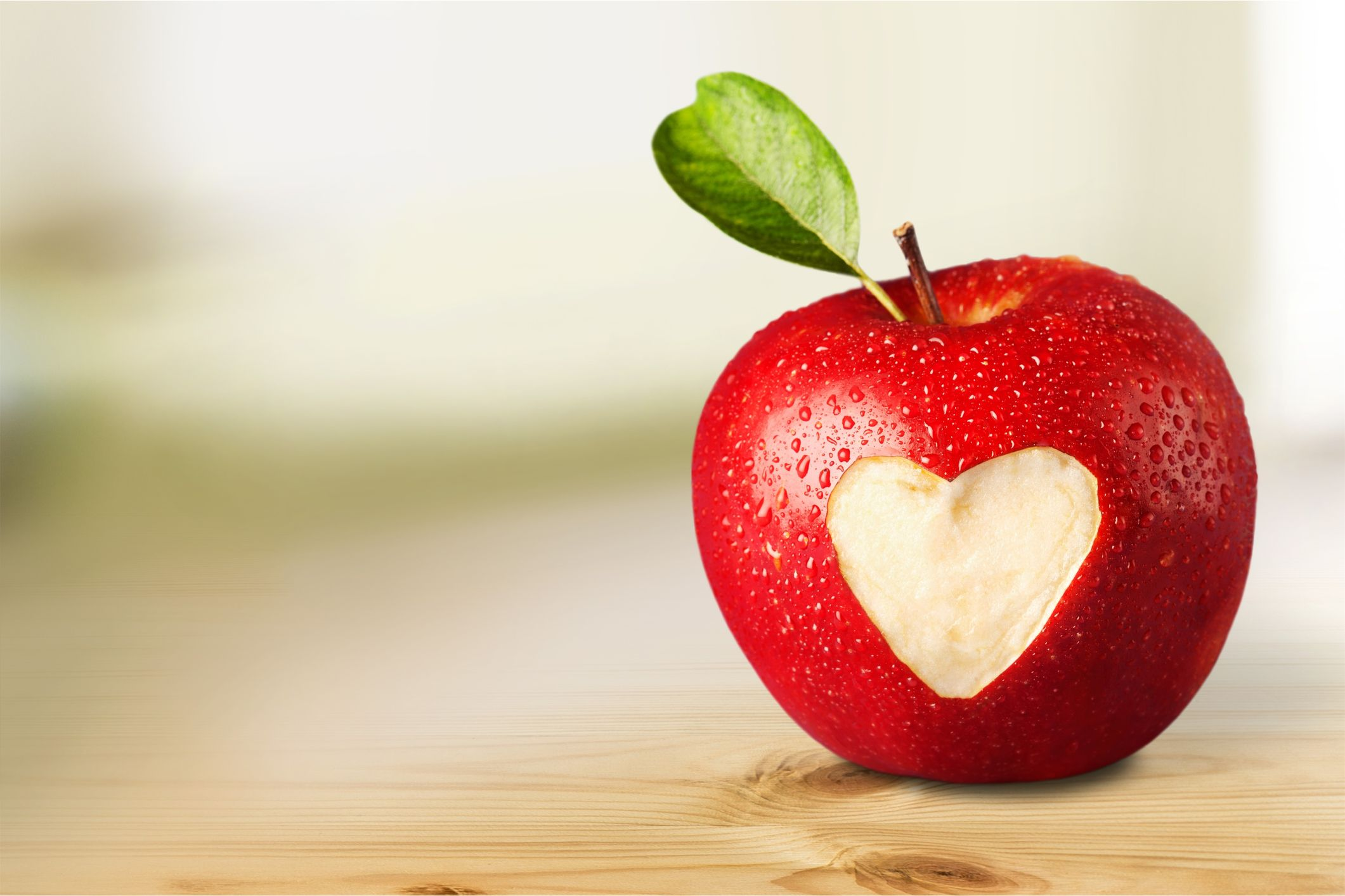 Will an apple a day keep the doctor at bay?