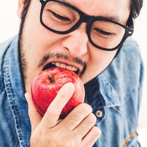 the health benefits of eating your five a day including apples