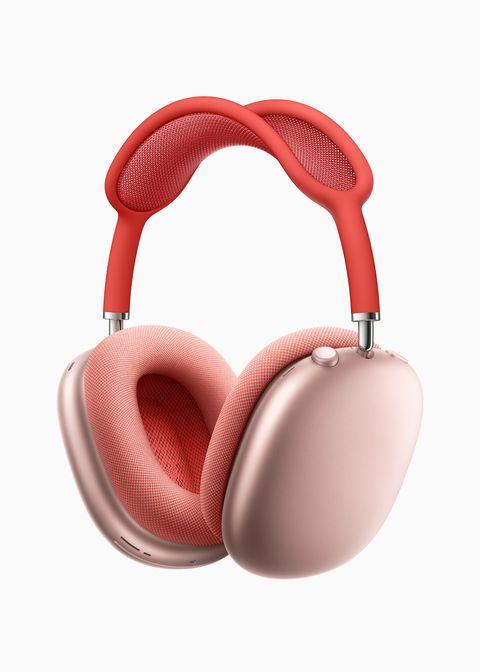 蘋果apple首款耳罩式無線耳機 airpods max 上市啦!5款夢幻色天藍、粉紅、薄荷必收