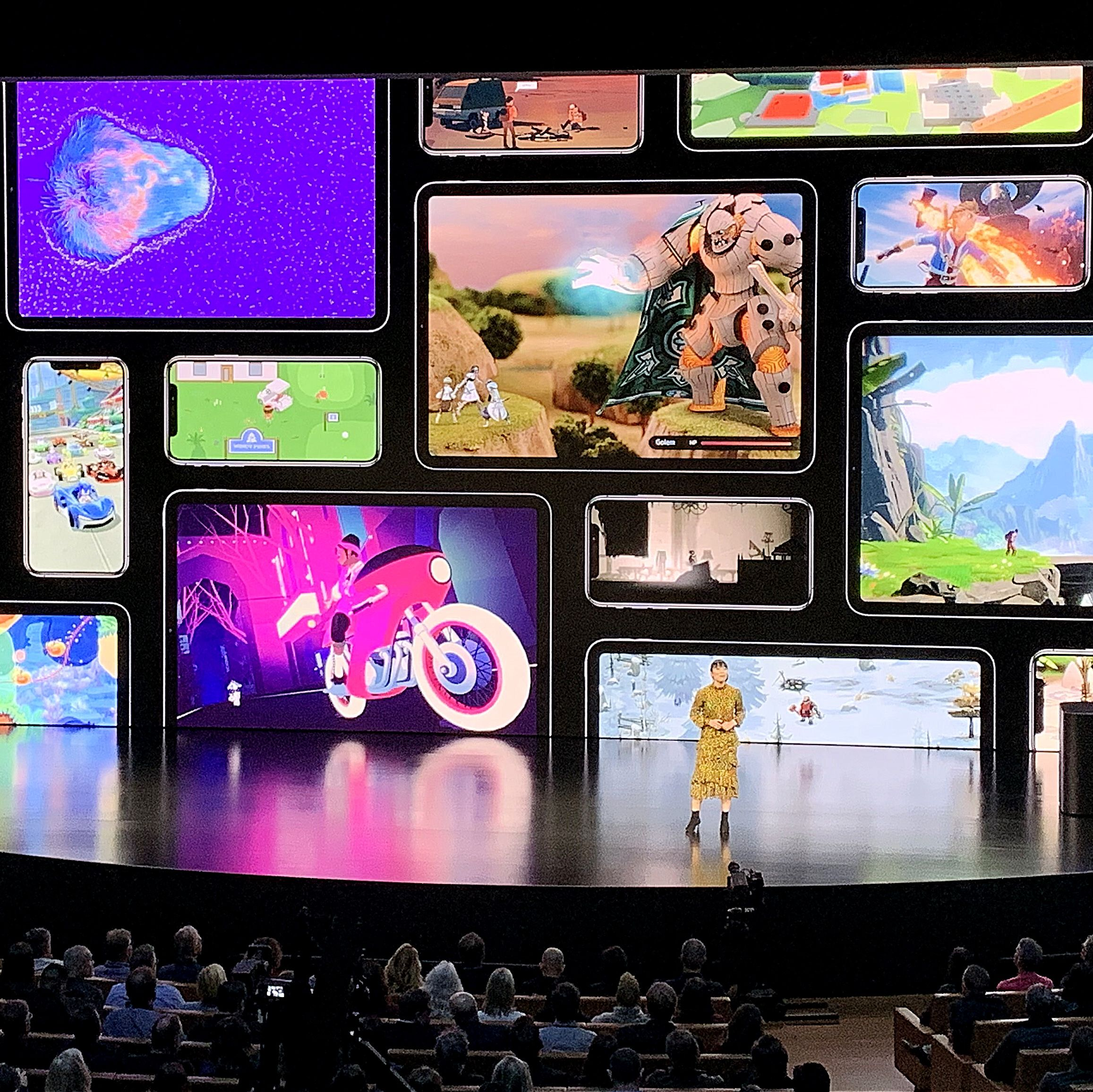 Apple Arcade fends off Google Stadia and Microsoft xCloud with first 'Netflix of gaming'