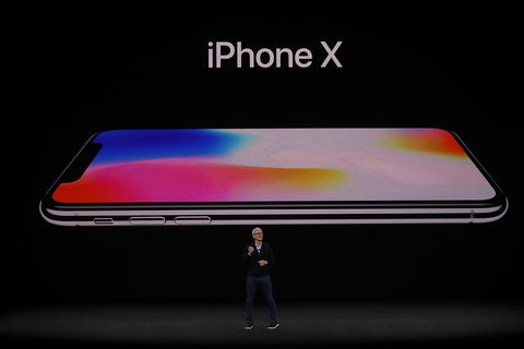 did apple discontinue the iphone x