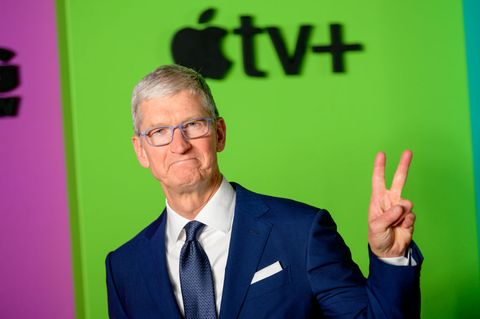 """apple tv's """"the morning show"""" world premiere"""