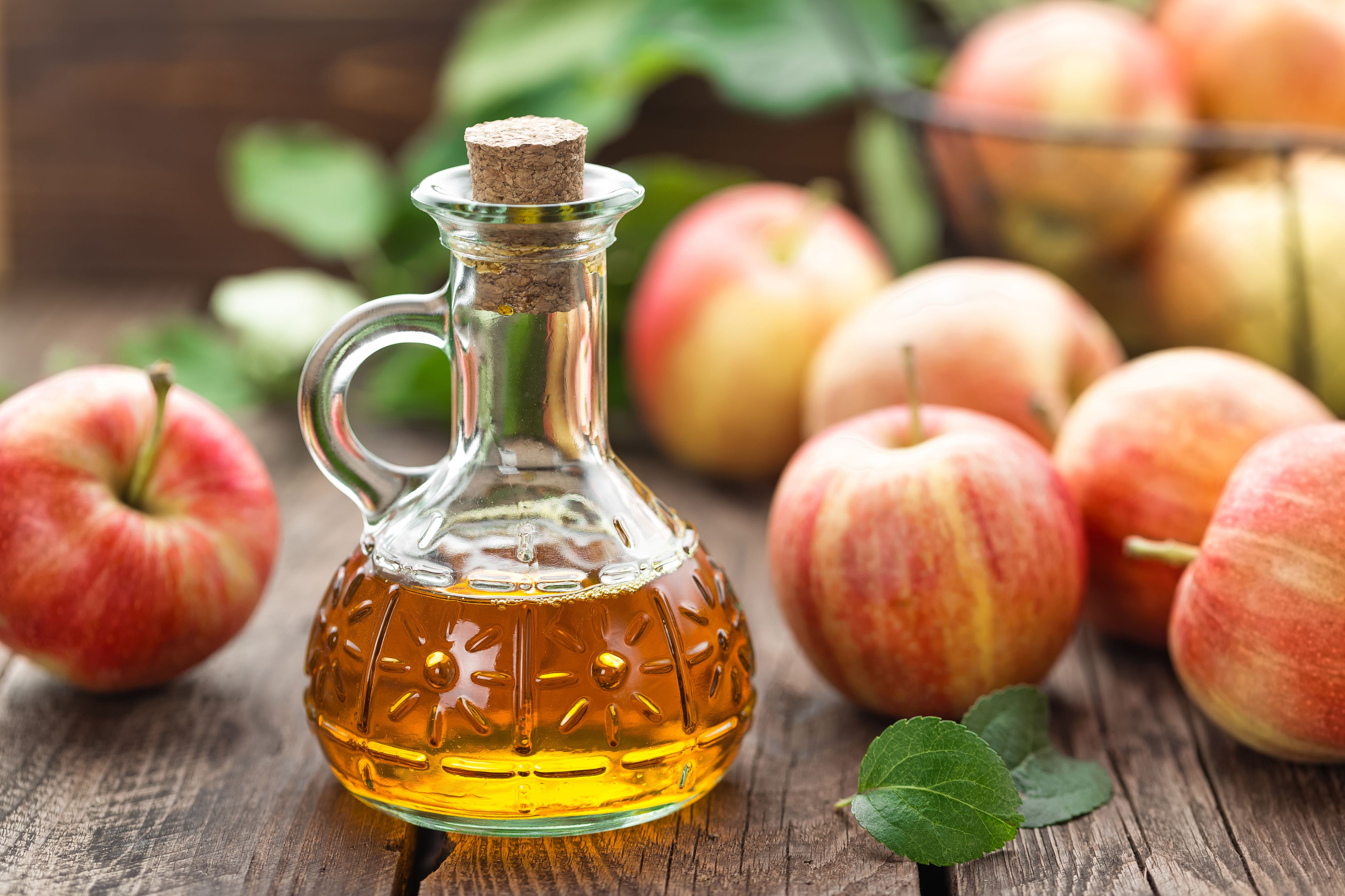 What are the useful properties of an apple