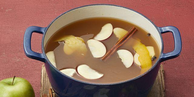 apple cider vs juice mulled cider
