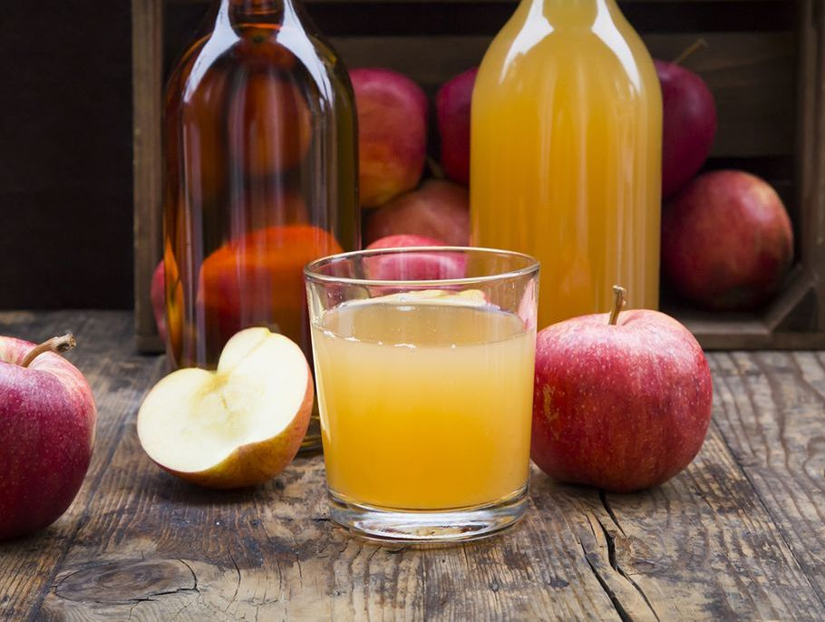 So, What's the Difference Between Apple Cider and Apple Juice?