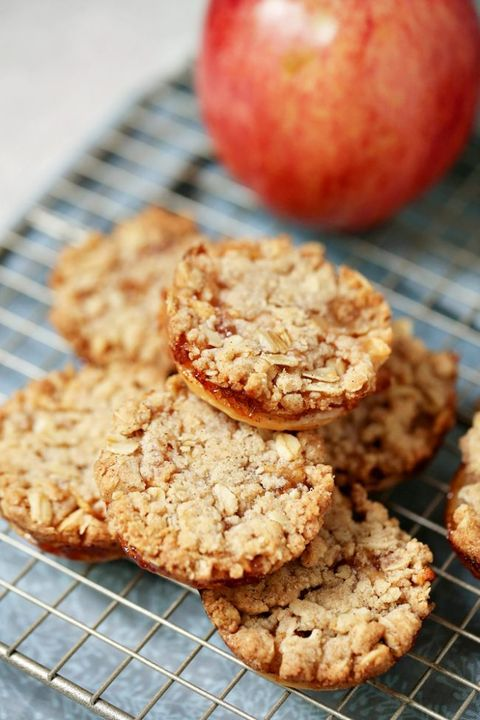 apple cobbler cookies