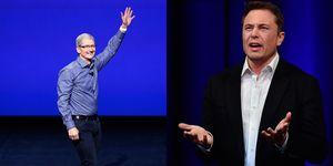 Apple compra Tesla