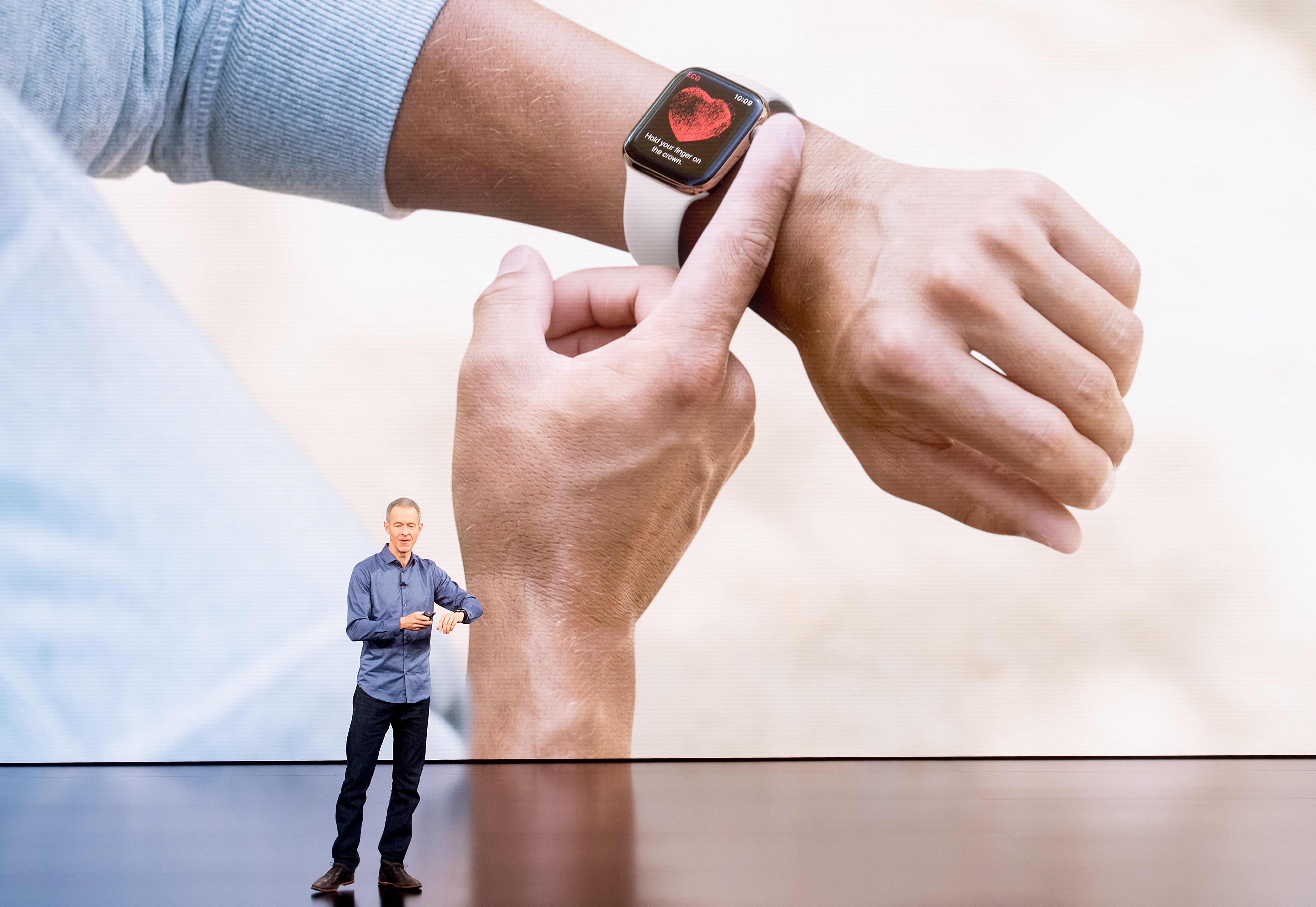 What the New Apple Watch Can Do for Your Heart