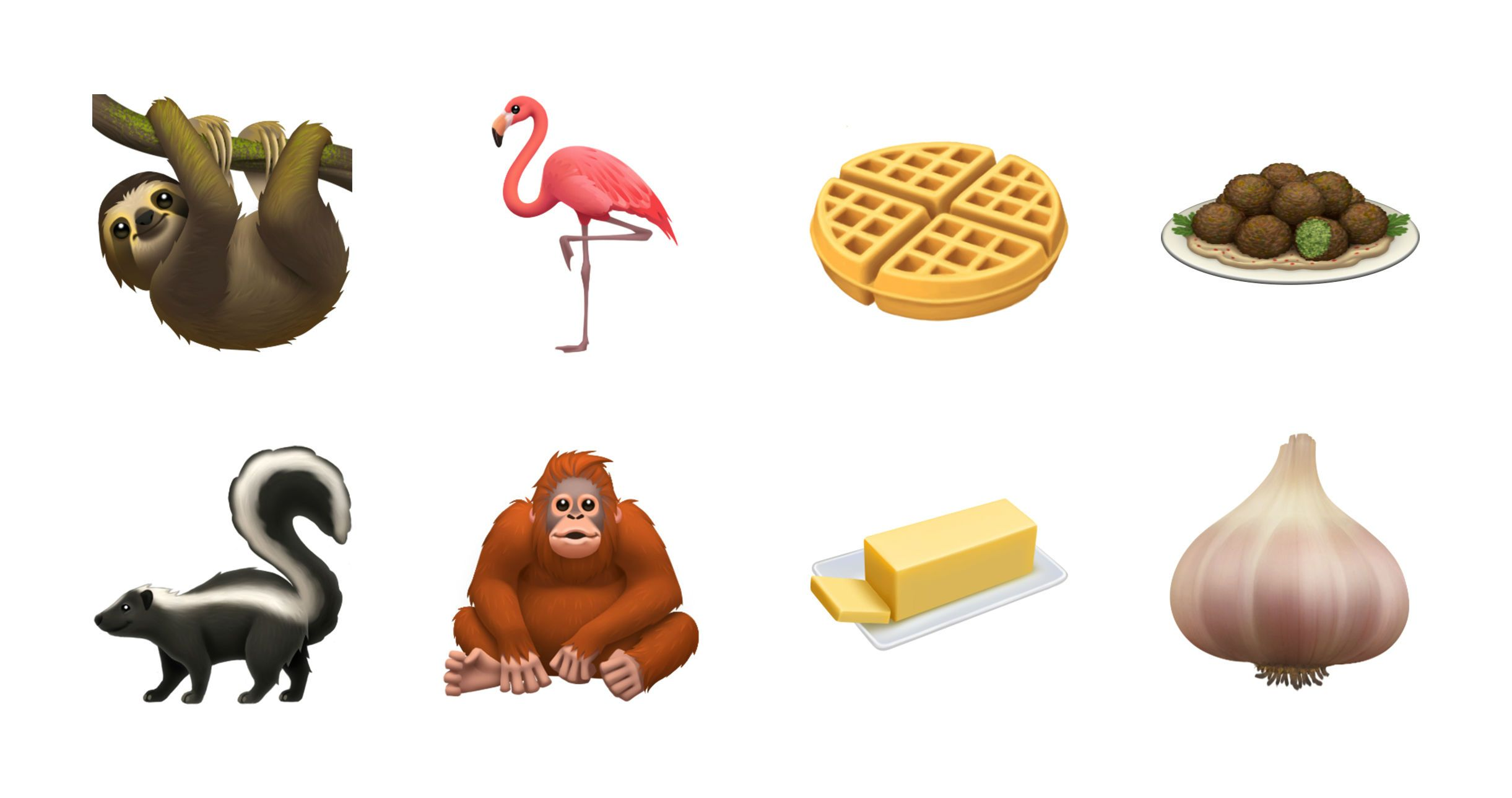 Apple unveils huge amount of new emojis coming to iOS this year