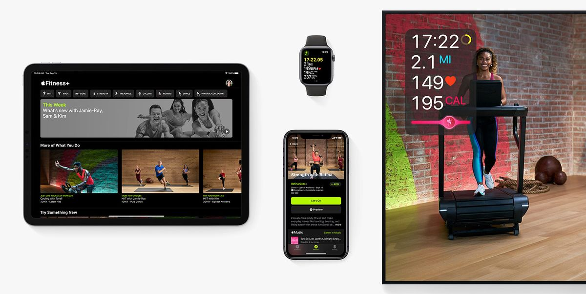Apple Fitness+ Is Here, But How Does It Stack Up to the Competition?