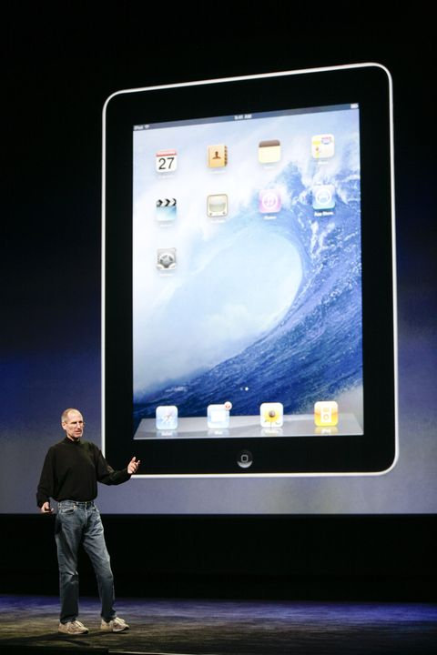 Things You Totally Forgot Happened This Decade - The First iPad