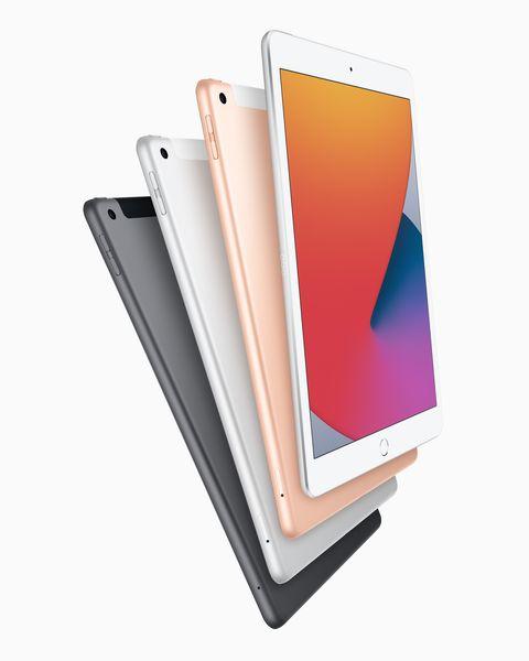 iPad 8th gen.