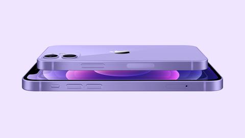 apple 推出令人驚豔的紫色 iphone 12 與 iphone 12 mini