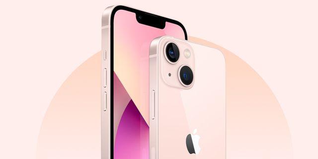 pink apple iphone 13