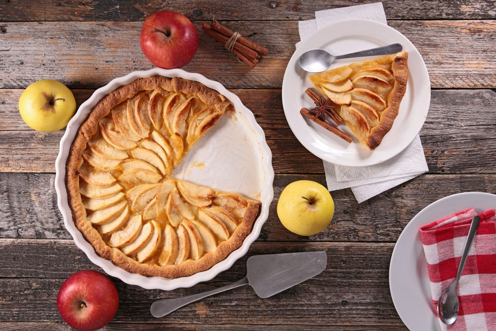 How to make easy pastry for apple pie