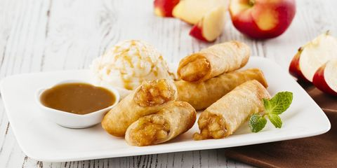 Dish, Food, Cuisine, Ingredient, Spring roll, Taquito, Produce, Lumpia, Nem rán, Fried food,