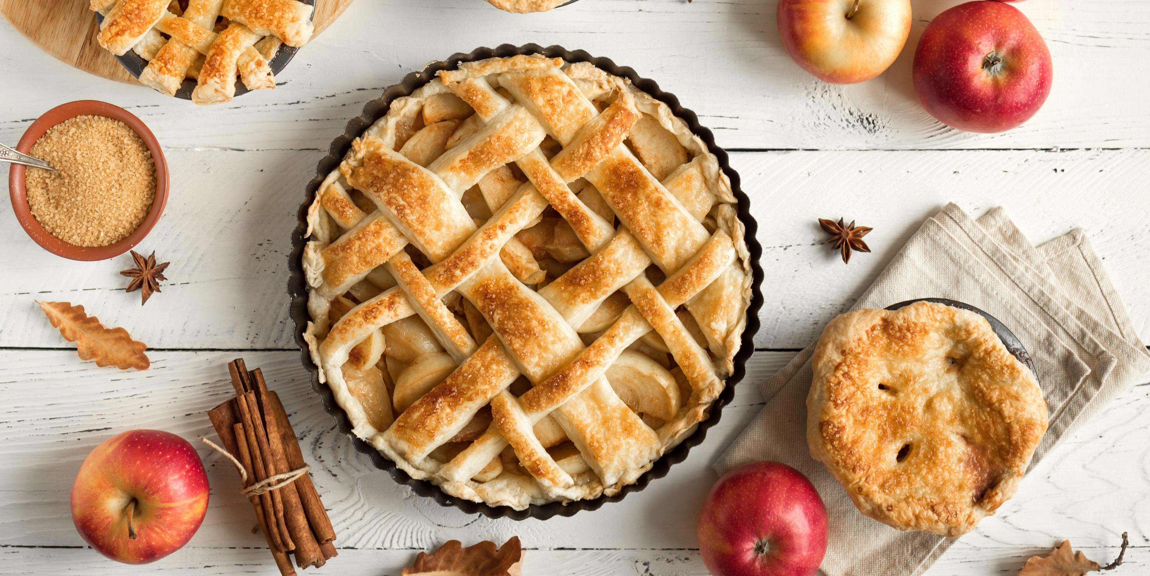 thanksgiving piesApple Pies