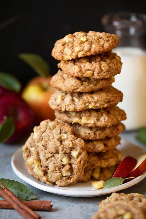 apple cinnamon oatmeal cookie recipe