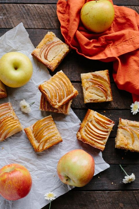 apple almond shortbread bar recipe