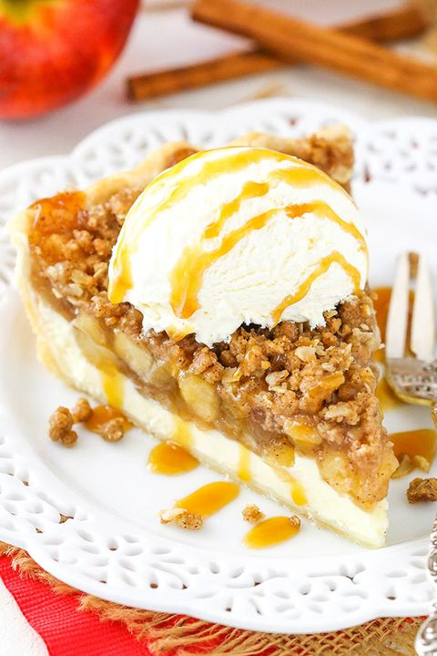 apple recipes cheesecake pie