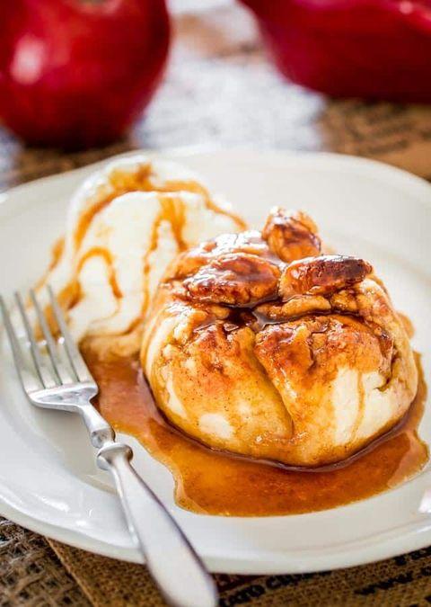 apple dumpling recipe