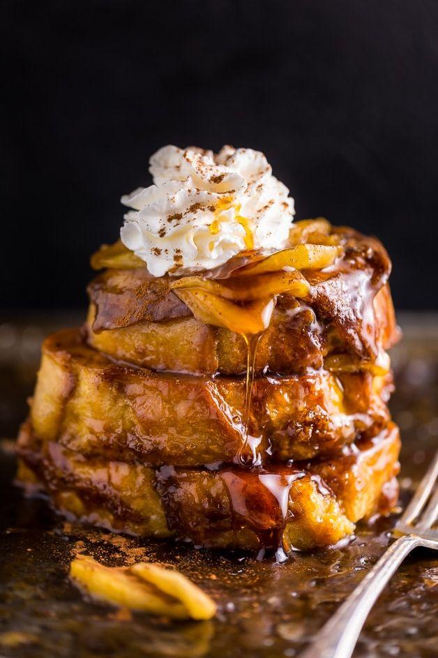 apple recipes french toast