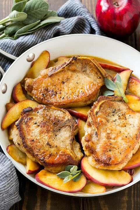 apple recipes pork