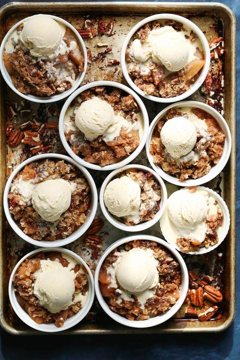 slow cooker apple pear crisp recipe
