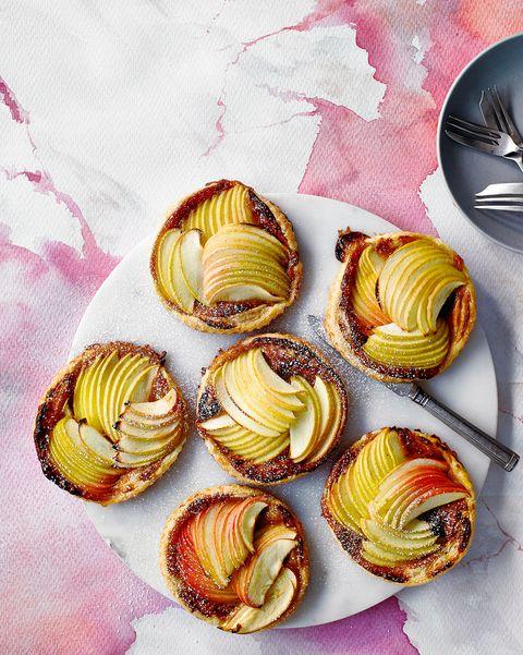 best afternoon recipes three ingredient easy apple tarts