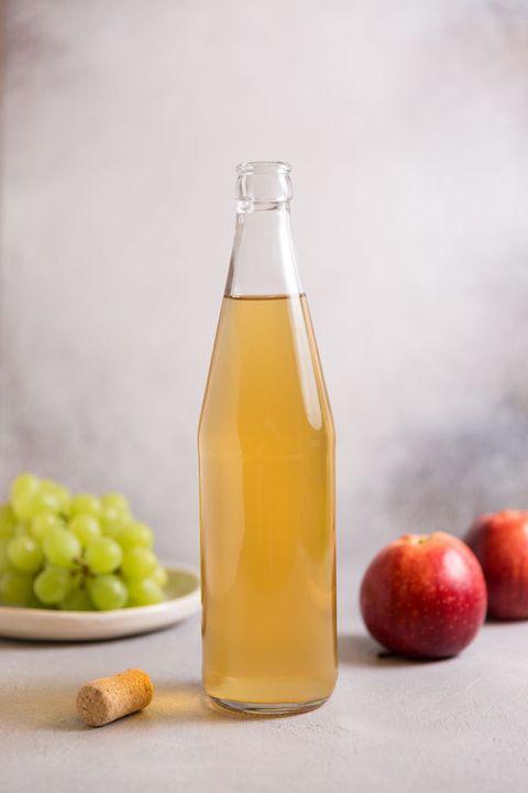 apple cider vinegar, fermented food